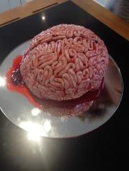 Cake to celebrate science